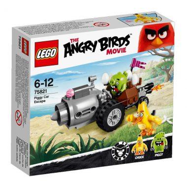 75821 -  Piggy auto ontsnapping