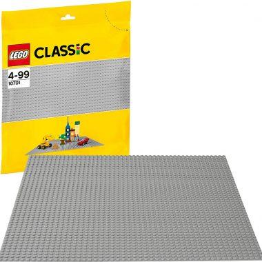 10701 -  Grote grijze bouwplaat