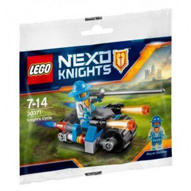 30371 -  Nexo knights knight's cycle