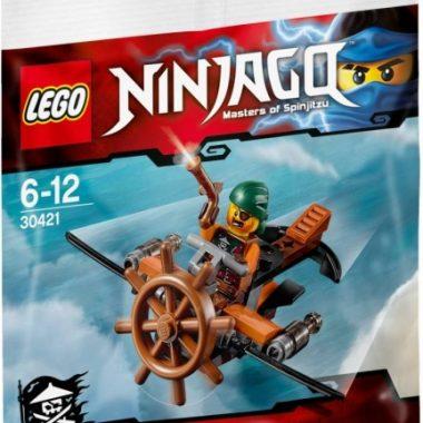 30421 -  Ninjago skybound plane