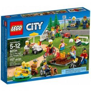 60134 -  Plezier in het park ( Personenset)
