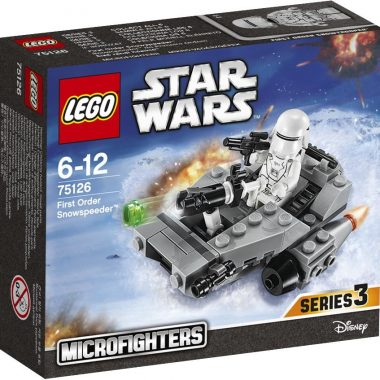 75126 -  First order snowspeeder