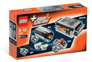 8293 -  Power functie motorset
