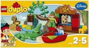 10526 - Peter Pan op bezoek