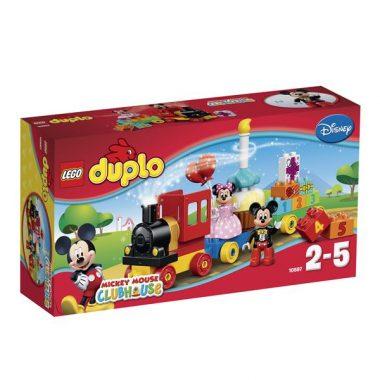 10597 - Mickey en Minnie verjaardagsoptocht