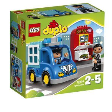 10809 - Politiepatrouille