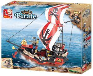 B0127 - Groot Piratenschip
