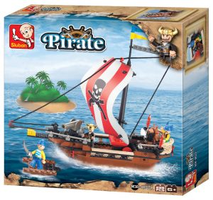 B0279 - Piratenschip