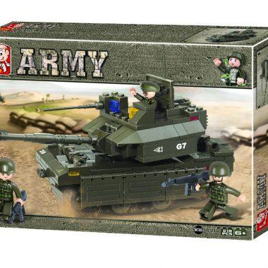 B0287 - Tank