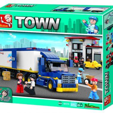 B0318 - Vrachtwagen