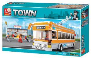 B0332 - Trolleybus