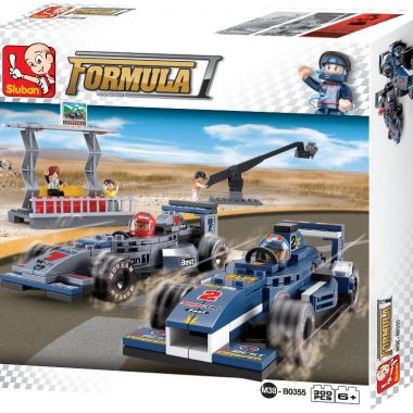 B0355 - F1 Grand Prix