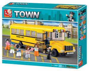 B0506 - Schoolbus