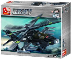B0511 - Apache Helikopter