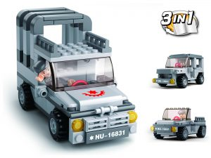 B0537A - Jeep 3-in-1