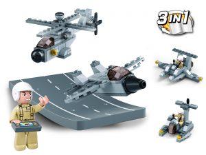 B0537H - Drones 3-in-1